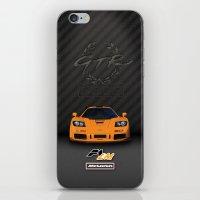 1995 McLaren F1 LM  iPhone & iPod Skin