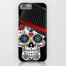 Hipster Modern and Trendy Skull Horror iPhone 6 Slim Case