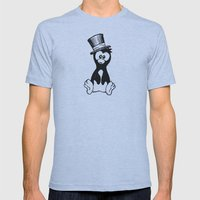 Peter from Monterey Buddies Mens Fitted Tee Athletic Blue SMALL