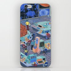 Command Center iPhone & iPod Skin