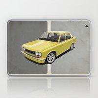 Datsun 510 -Buttercup Ye… Laptop & iPad Skin