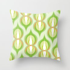 Modernco - Green Throw Pillow