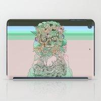 L O S T W O R D S iPad Case