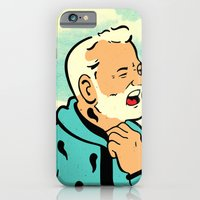 iPhone & iPod Case featuring Swamp Leeches! by Derek Eads