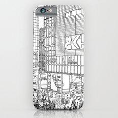 Tokyo - Shinjyuku iPhone 6s Slim Case