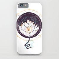 iPhone & iPod Case featuring Lotus by Hector Mansilla