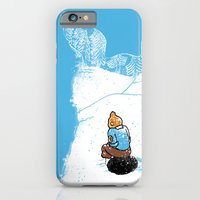 It's Getting Cold iPhone 6 Slim Case