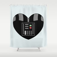 Darth Vader Character He… Shower Curtain