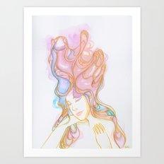 Goodness Art Print