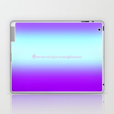 Re-Created  Color Field with LOVE 9 by Robert S. Lee Laptop & iPad Skin