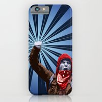 iPhone & iPod Case featuring Stand Up by Helok