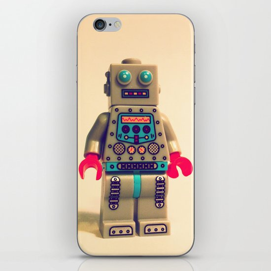 Robot 2000 iPhone & iPod Skin