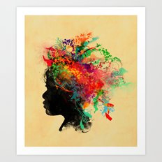 Wildchild Art Print