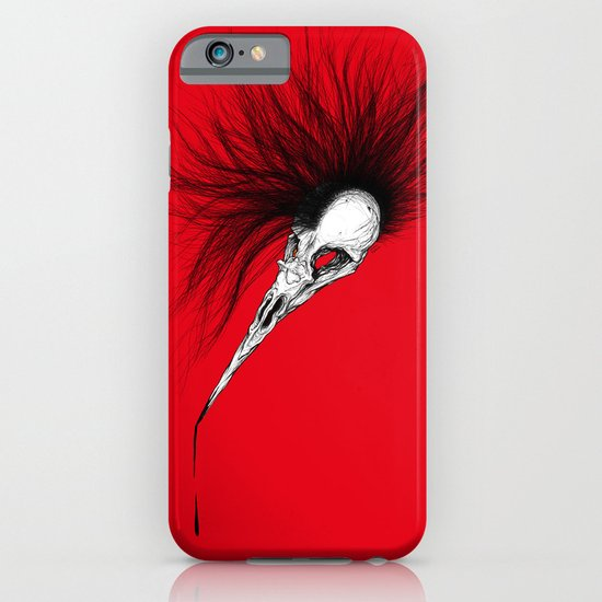 Bird Skull iPhone & iPod Case