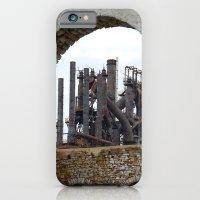 Bethlehem Steel Blast Furnace 6 iPhone 6 Slim Case