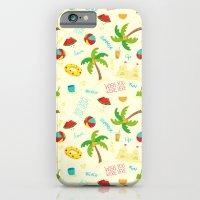 Hello, Summer iPhone 6 Slim Case