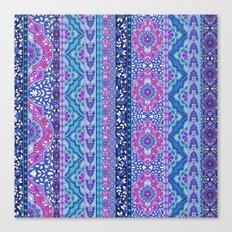 Farah Stripe Canvas Print