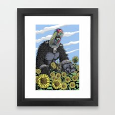 The Unshackled Dream Framed Art Print