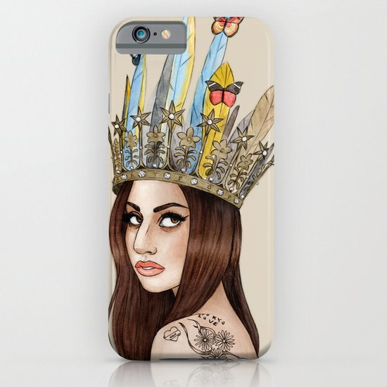 ARTPOP Princess II iPhone & iPod Case