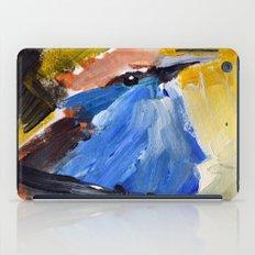 Blue Bird iPad Case