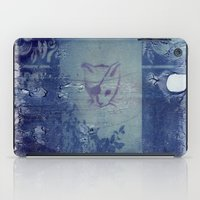 Here Kitty Kitty Polaroid Transfer iPad Case