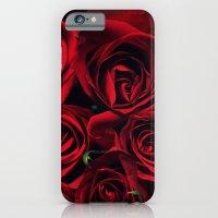 Red Roses iPhone 6 Slim Case