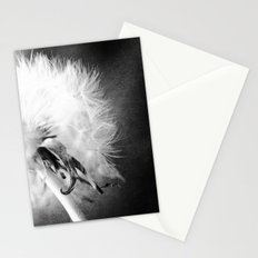 Wishes have wings Stationery Cards