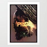 Pride & Reggae Art Print