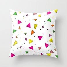 MIAMI LIVIN'  Throw Pillow