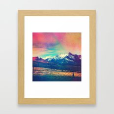 Grand Illusion. Framed Art Print