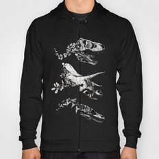 Jurassic Bloom. Hoody