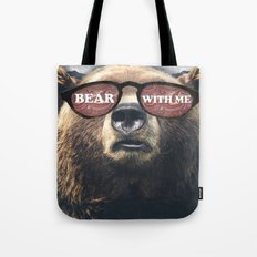 Bear With Me Tote Bag