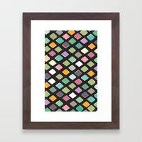 Penny Candy Framed Art Print