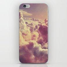 Clouds1 iPhone & iPod Skin
