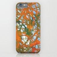 Tangled Fall iPhone 6 Slim Case