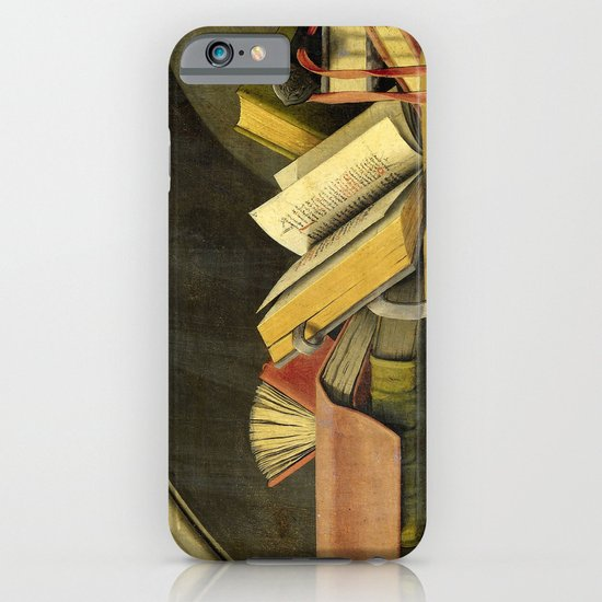 Book life iPhone & iPod Case