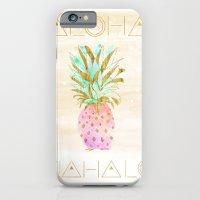 Aloha Pineapple iPhone 6 Slim Case