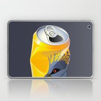 Victoria Crowned Pigeon Laptop & iPad Skin
