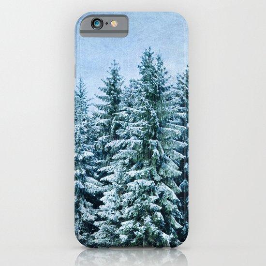 xmas trees iPhone & iPod Case