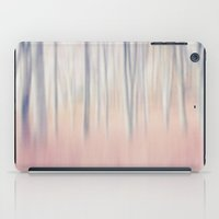 Pastel Woods iPad Case