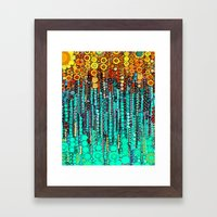 :: Party On And On :: Framed Art Print