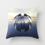 Unidentified Flying Obje… Throw Pillow