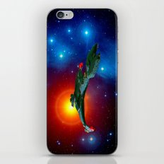 Klingon Vor'cha-class  attack cruiser iPhone & iPod Skin