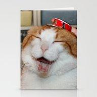 Captian Scarlett Got Pod… Stationery Cards