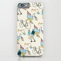 Tonys Bike Shop iPhone 6 Slim Case