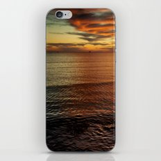 Every Moment Matters iPhone & iPod Skin