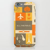 iPhone & iPod Case featuring All the feels by kelpie