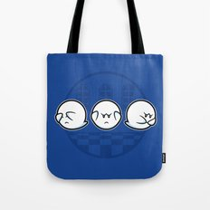 Boo No Evil Tote Bag