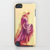 iPod Touch Cases featuring Gilded by Alice X. Zhang