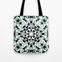 Abstract Kaleidoscope Mi… Tote Bag